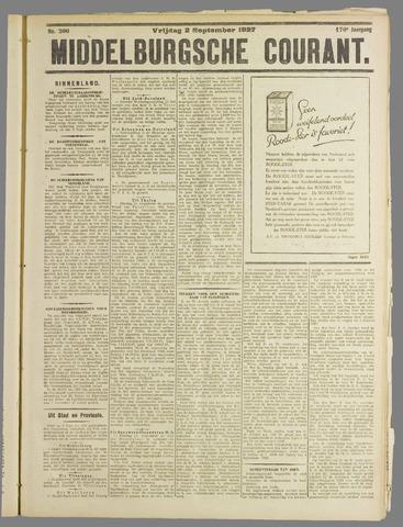 Middelburgsche Courant 1927-09-02