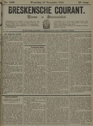 Breskensche Courant 1910-11-23