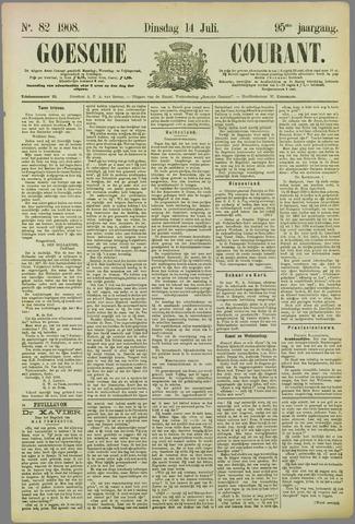 Goessche Courant 1908-07-14