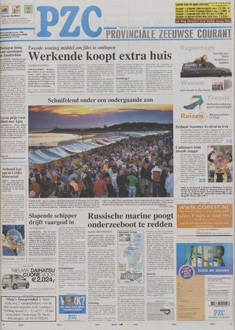 Provinciale Zeeuwse Courant 2005-08-06