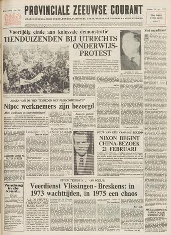 Provinciale Zeeuwse Courant 1971-11-30