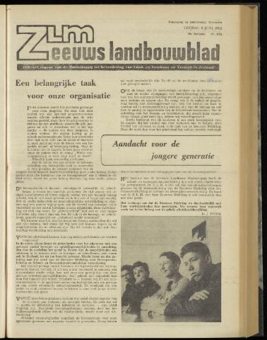 Zeeuwsch landbouwblad ... ZLM land- en tuinbouwblad 1962-06-08
