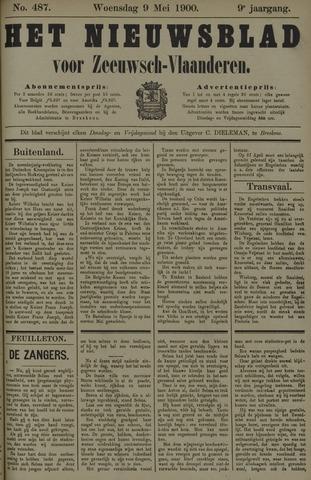 Nieuwsblad voor Zeeuwsch-Vlaanderen 1900-05-09
