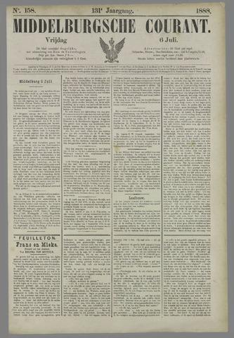 Middelburgsche Courant 1888-07-06
