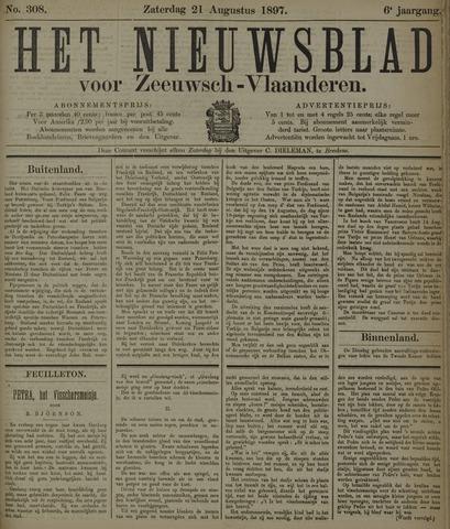 Nieuwsblad voor Zeeuwsch-Vlaanderen 1897-08-21