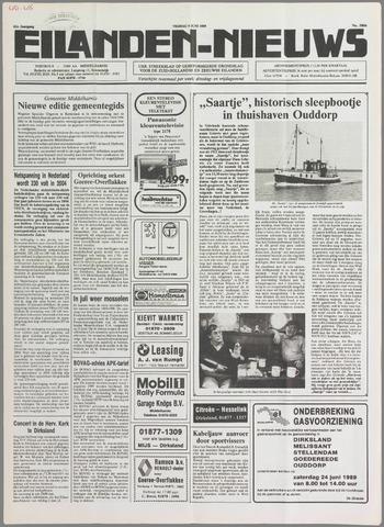 Eilanden-nieuws. Christelijk streekblad op gereformeerde grondslag 1989-06-09