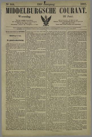 Middelburgsche Courant 1887-06-22