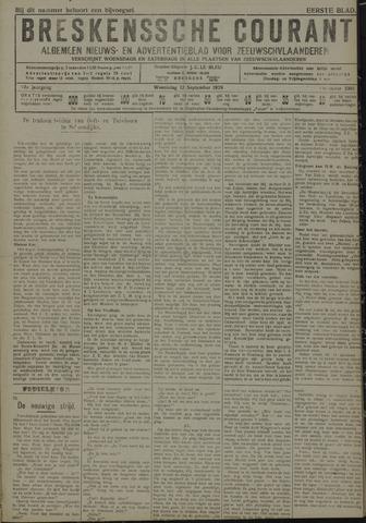 Breskensche Courant 1928-09-12