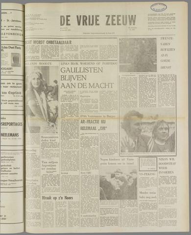 de Vrije Zeeuw 1973-03-12