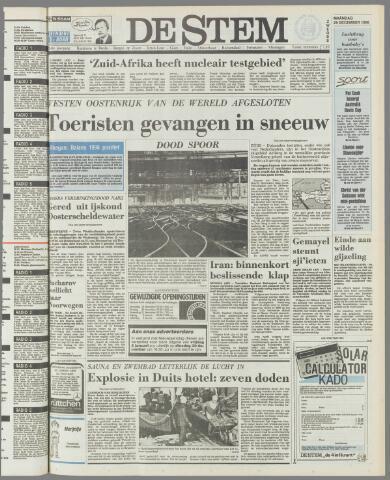 de Stem 1986-12-29