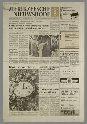 Zierikzeesche Nieuwsbode 1991-09-27