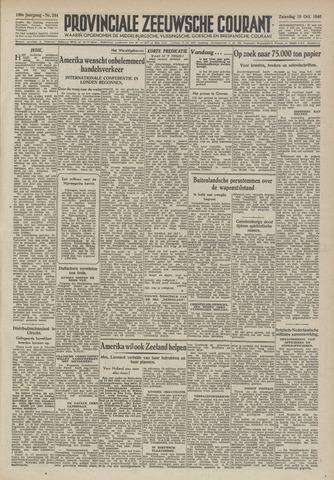 Provinciale Zeeuwse Courant 1946-10-19
