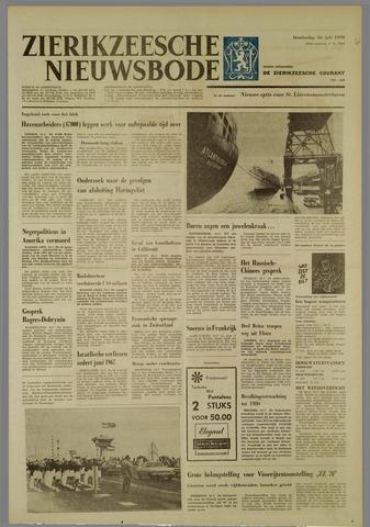 Zierikzeesche Nieuwsbode 1970-07-16