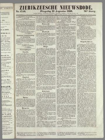 Zierikzeesche Nieuwsbode 1880-08-10