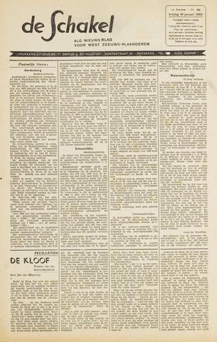 De Schakel 1963-01-18
