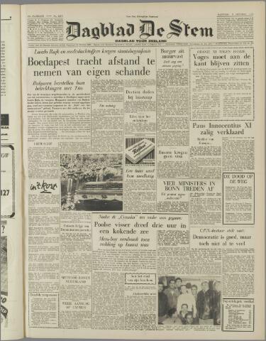 de Stem 1956-10-08