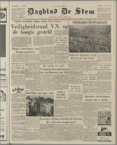 de Stem 1962-06-27