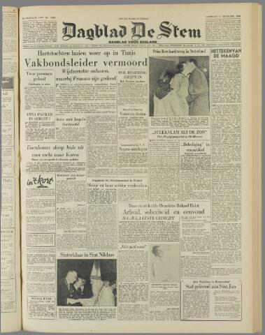 de Stem 1952-12-06