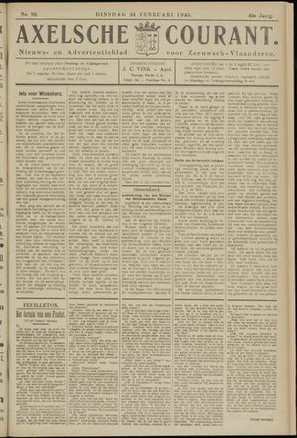 Axelsche Courant 1925-02-24