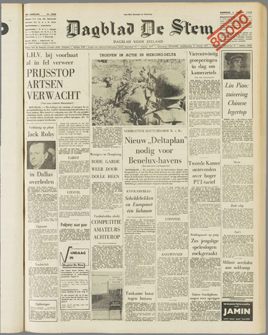 de Stem 1967-01-04