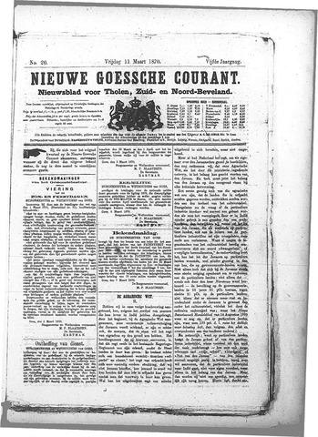 Nieuwe Goessche Courant 1870-03-11