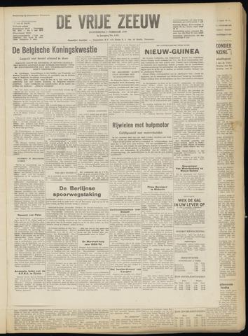 de Vrije Zeeuw 1950-02-09