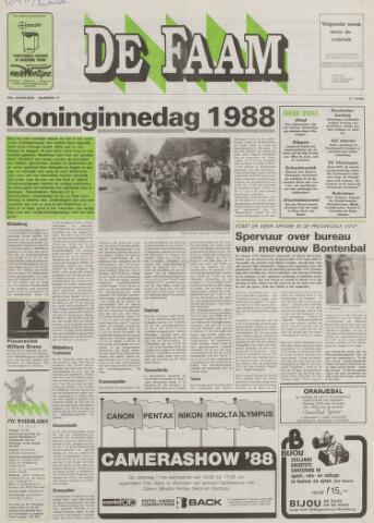 de Faam en de Faam/de Vlissinger 1988-04-27