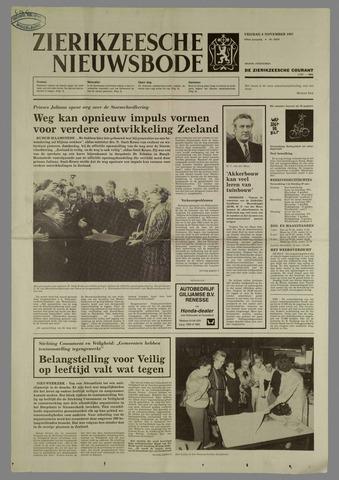 Zierikzeesche Nieuwsbode 1987-11-06