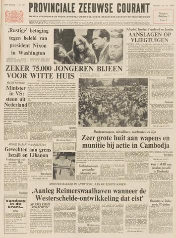 Provinciale Zeeuwse Courant 1970-05-11