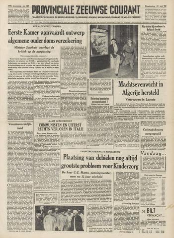 Provinciale Zeeuwse Courant 1956-05-31