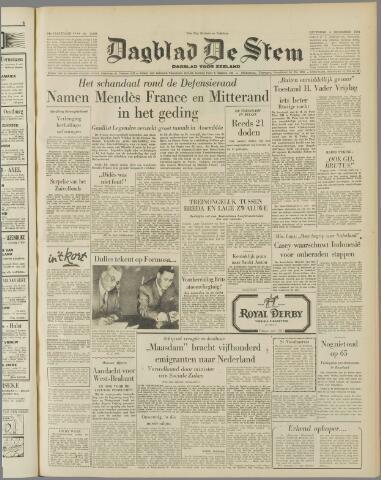 de Stem 1954-12-04