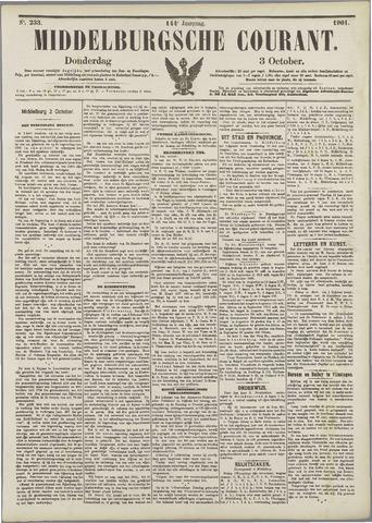 Middelburgsche Courant 1901-10-03