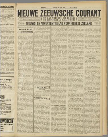 Nieuwe Zeeuwsche Courant 1934-04-28
