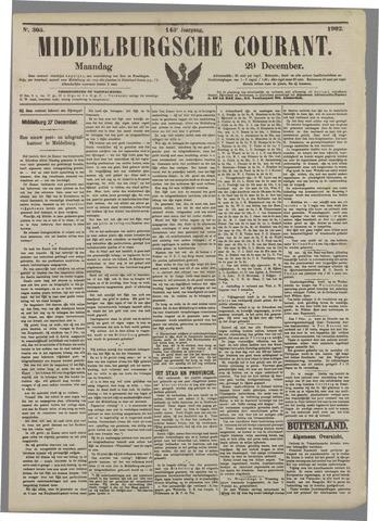 Middelburgsche Courant 1902-12-29