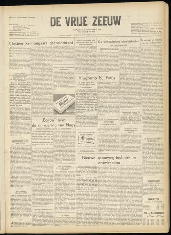 de Vrije Zeeuw 1956-11-26