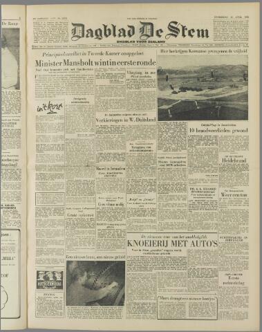 de Stem 1953-04-23