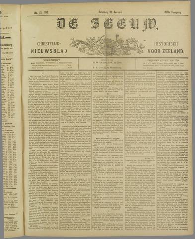 De Zeeuw. Christelijk-historisch nieuwsblad voor Zeeland 1897-01-30