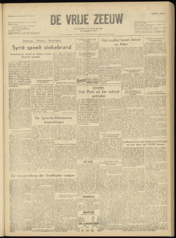 de Vrije Zeeuw 1957-01-17