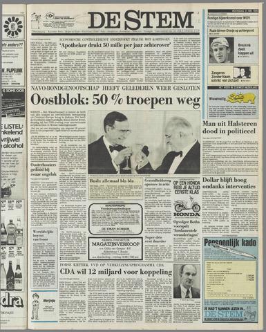 de Stem 1989-05-31