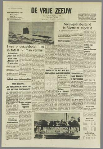 de Vrije Zeeuw 1968-01-29