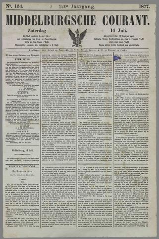 Middelburgsche Courant 1877-07-14