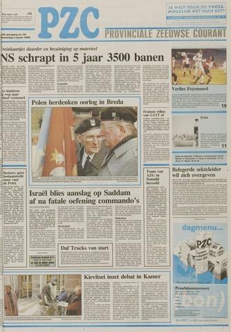 Provinciale Zeeuwse Courant 1993-03-03