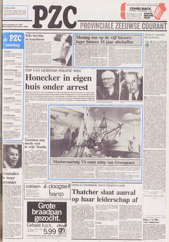 Provinciale Zeeuwse Courant 1989-12-06