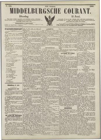 Middelburgsche Courant 1901-06-11