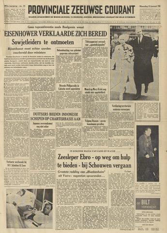 Provinciale Zeeuwse Courant 1958-01-13