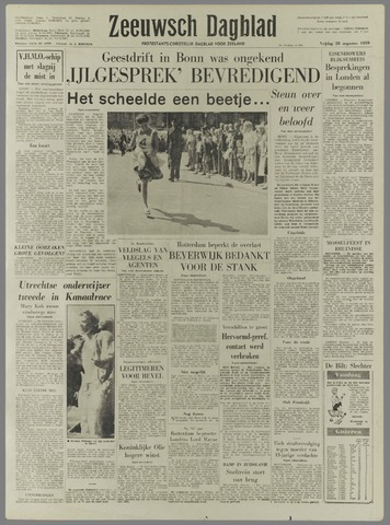 Zeeuwsch Dagblad 1959-08-28