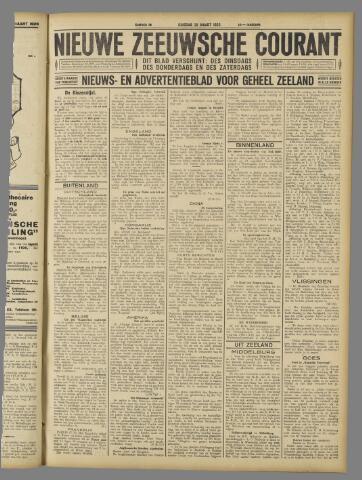 Nieuwe Zeeuwsche Courant 1926-03-30
