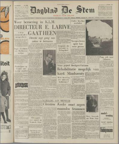 de Stem 1963-12-07