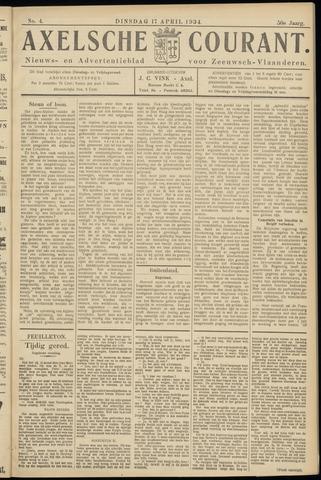Axelsche Courant 1934-04-17