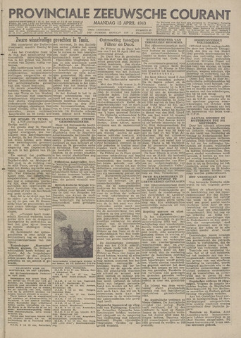 Provinciale Zeeuwse Courant 1943-04-12